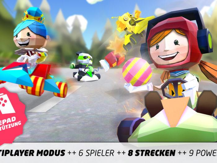 News: King of Karts – Die Rennspiel-App ist jetzt verfügbar | Apps für Kinder image 6