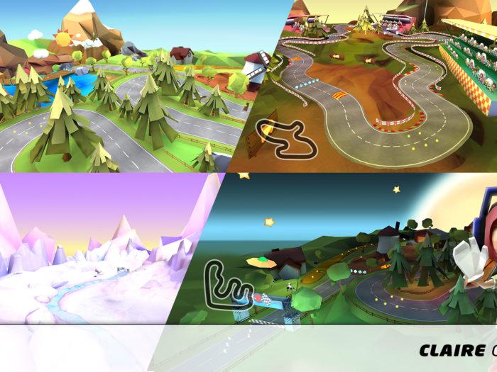 News: King of Karts – Die Rennspiel-App ist jetzt verfügbar | Apps für Kinder image 4