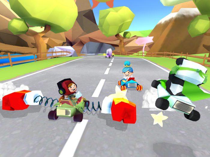 King of Karts - Mario Kart fürs Smartphone | Apps für Kinder image 1