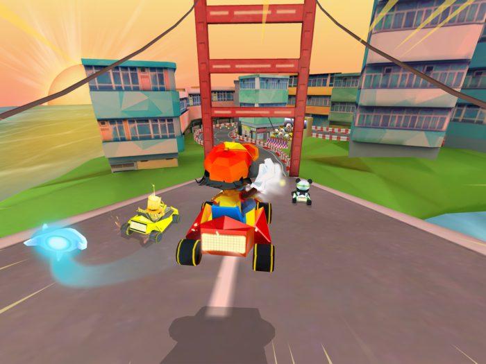 King of Karts - Mario Kart fürs Smartphone | Apps für Kinder image 2
