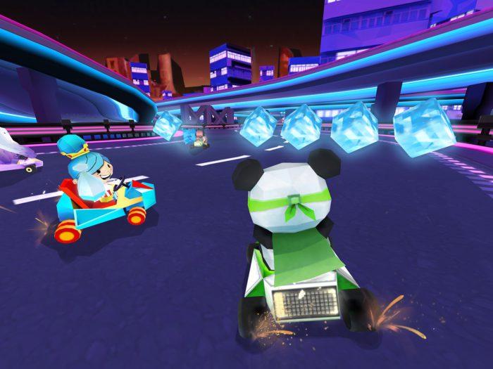 King of Karts - Mario Kart fürs Smartphone | Apps für Kinder image 4