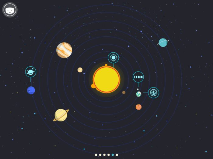 Test: Das ist mein Raumschiff - Kompaktes Weltallwissen | Apps für Kinder image 12