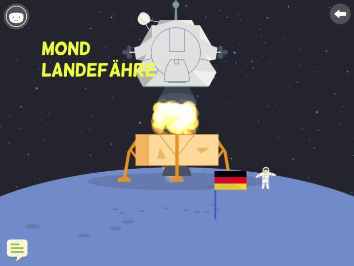 Test: Das ist mein Raumschiff - Kompaktes Weltallwissen | Apps für Kinder image 9