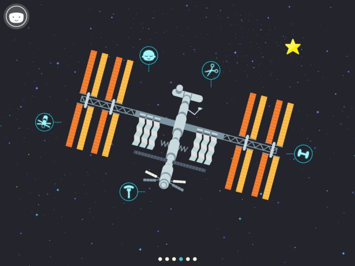 Test: Das ist mein Raumschiff - Kompaktes Weltallwissen | Apps für Kinder image 6