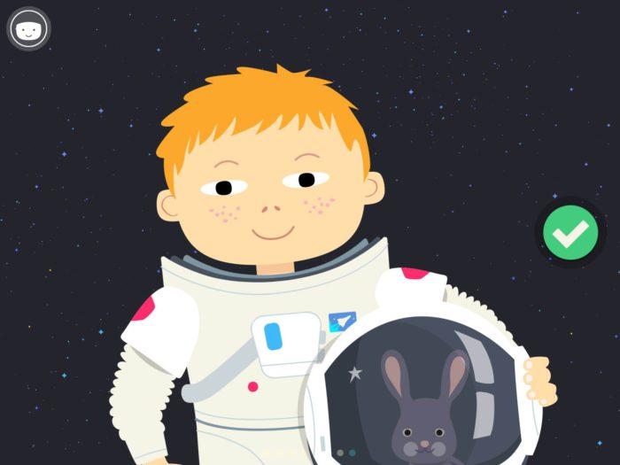 Test: Das ist mein Raumschiff - Kompaktes Weltallwissen | Apps für Kinder image 2