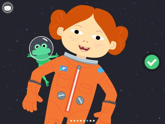 Test: Das ist mein Raumschiff - Kompaktes Weltallwissen | Apps für Kinder image 3