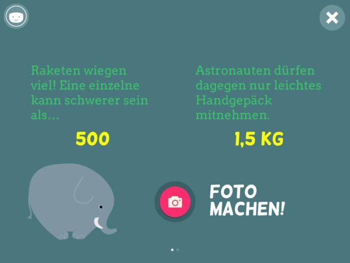 Test: Das ist mein Raumschiff - Kompaktes Weltallwissen | Apps für Kinder image 5