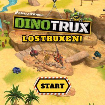 News: DINOTRUX im App Store verfügbar | Apps für Kinder